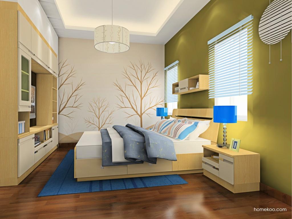 丹麦本色II卧房家具A19080