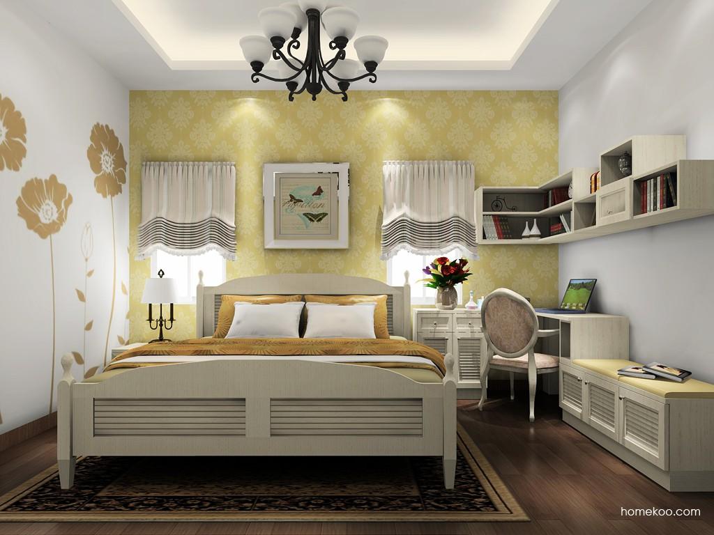 英伦印象卧房家具A19089
