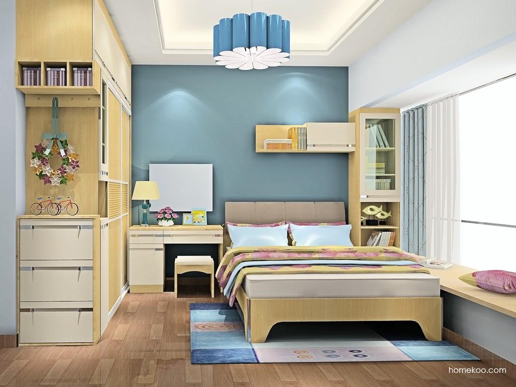 丹麦本色II卧房家具A19094