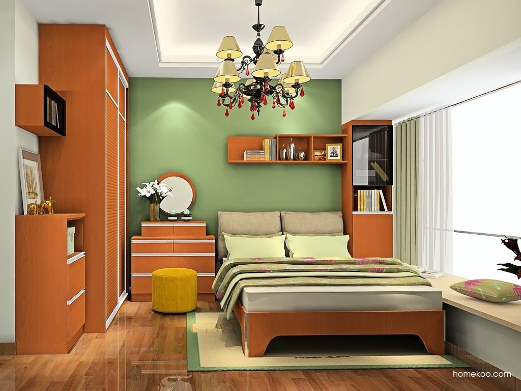 加州梦卧房家具A19095