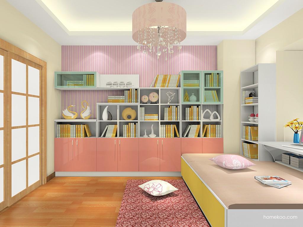 浪漫主义书房家具C19085