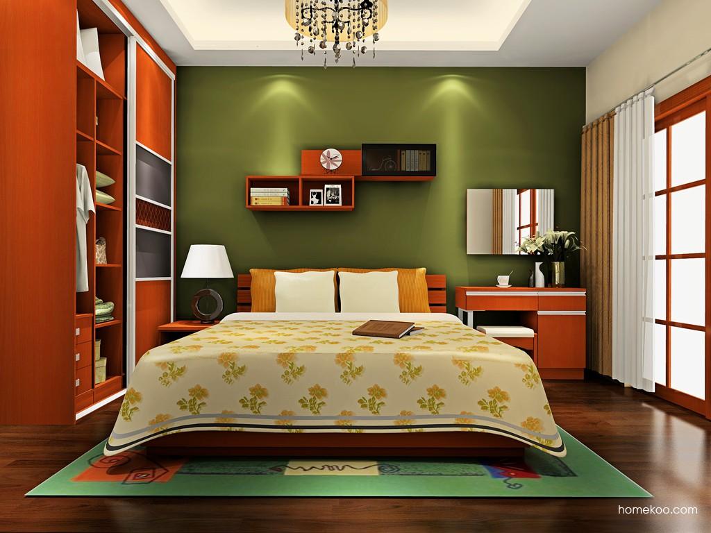 加州梦卧房家具A19099