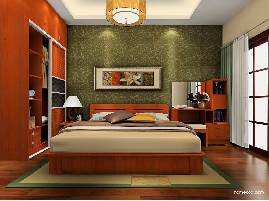 芭堤雅卧房家具A19101