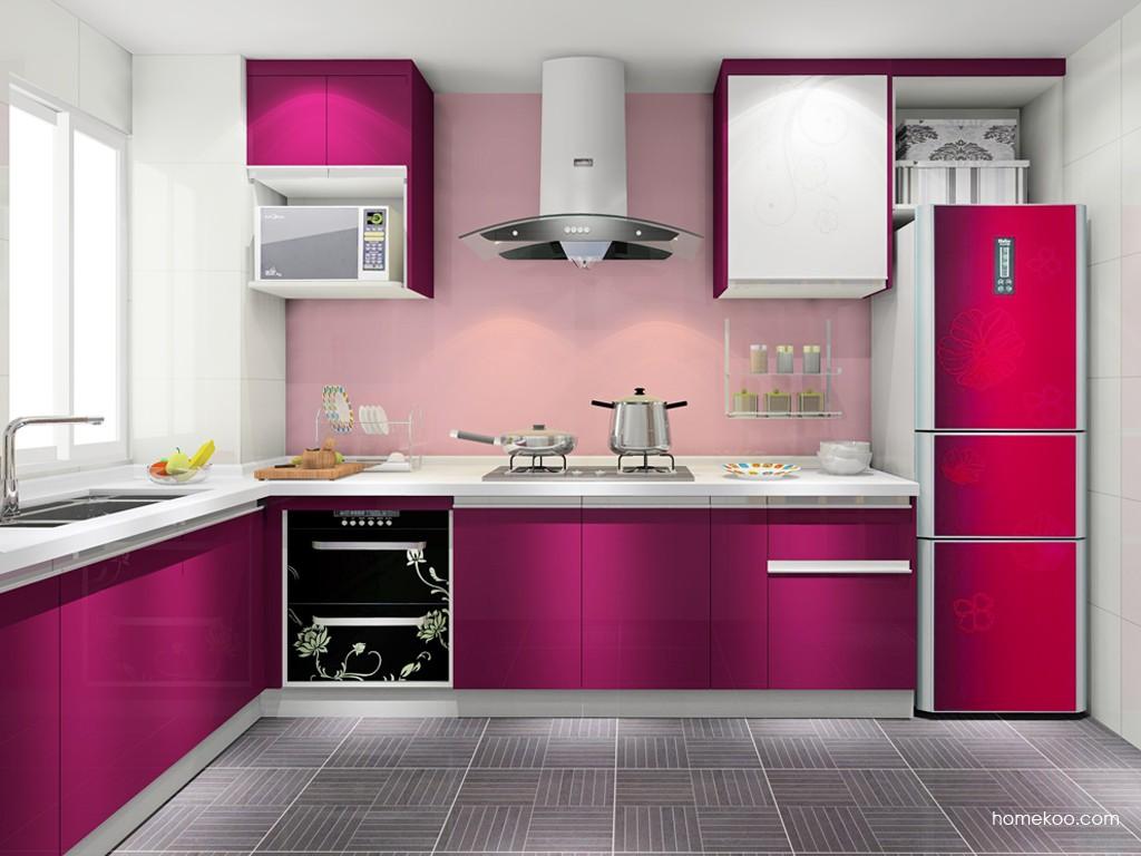 紫晶魅影橱柜F17733