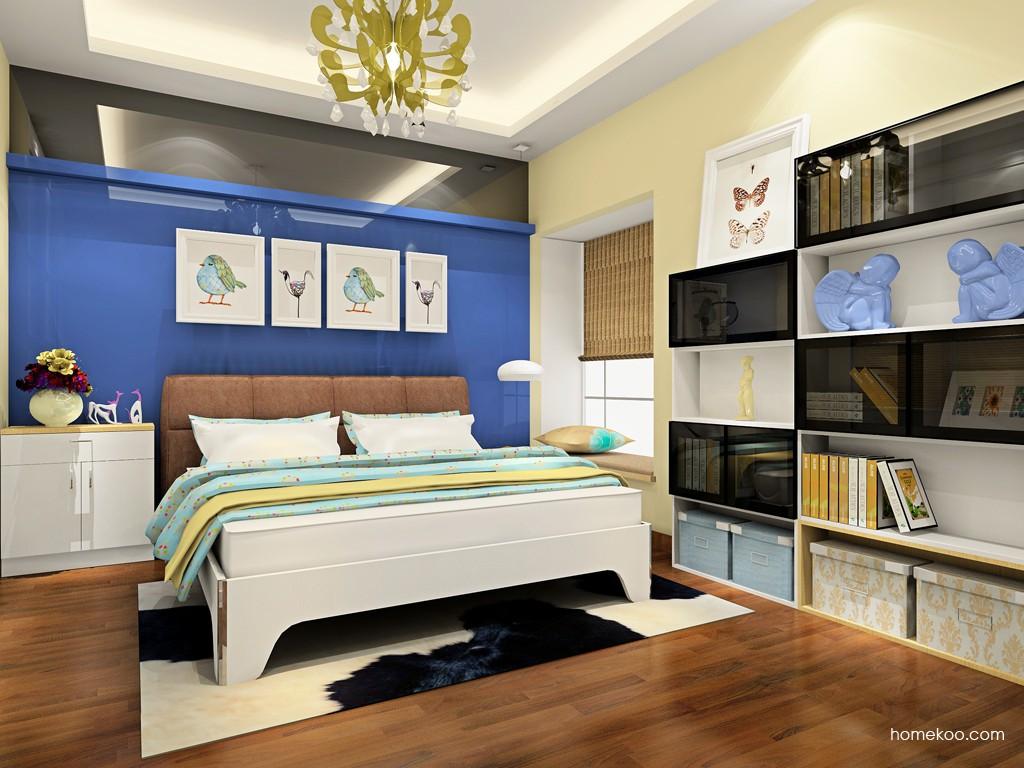 新实用主义卧房家具A19106