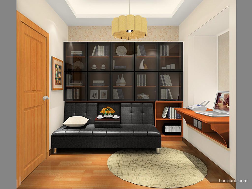 加州梦书房家具C19099