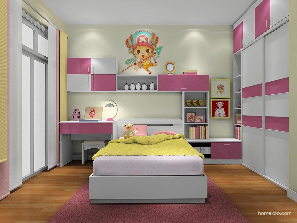 女孩的梦青少年房B19099