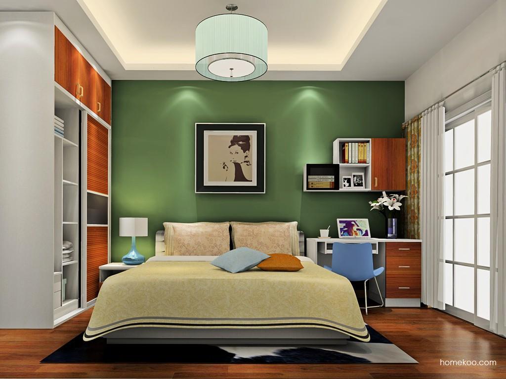 新实用主义卧房家具A19116