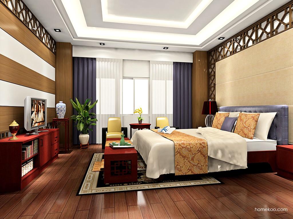 中国韵卧房家具A19117