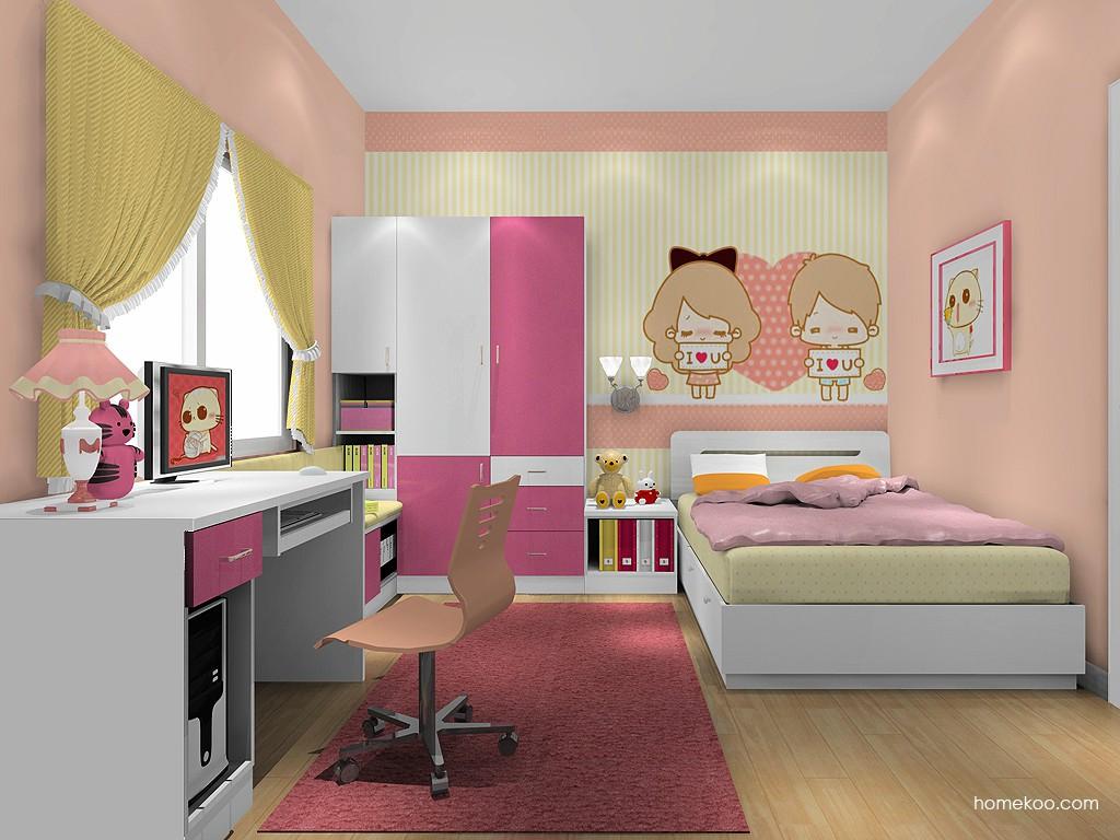 女孩的梦青少年房B19112