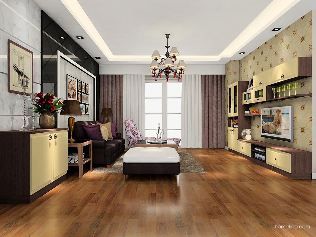 卡罗摩卡客厅家具D17607