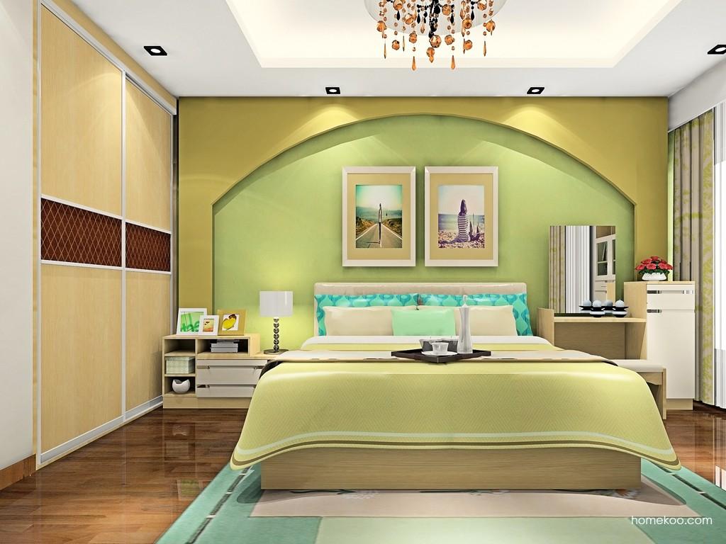 丹麦本色II卧房家具A19126