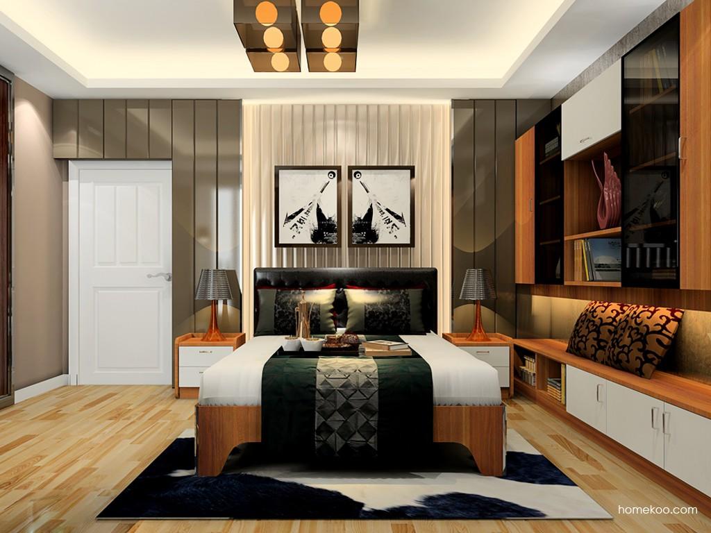 新实用主义卧房家具A19133
