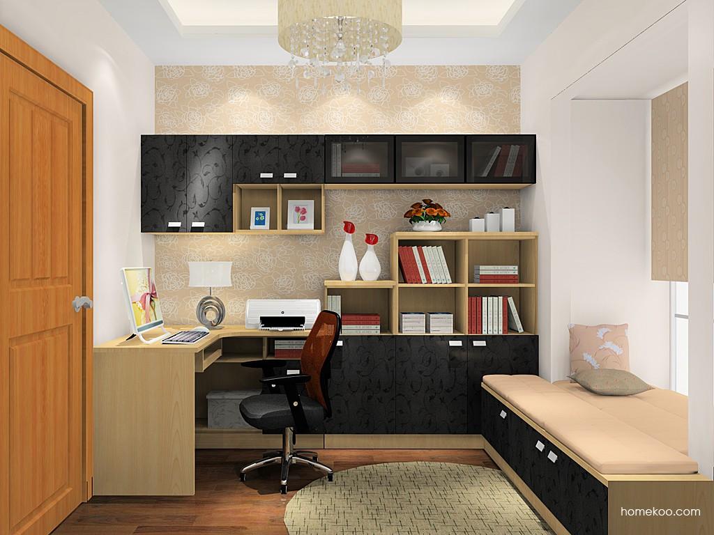 新实用主义书房家具C19121