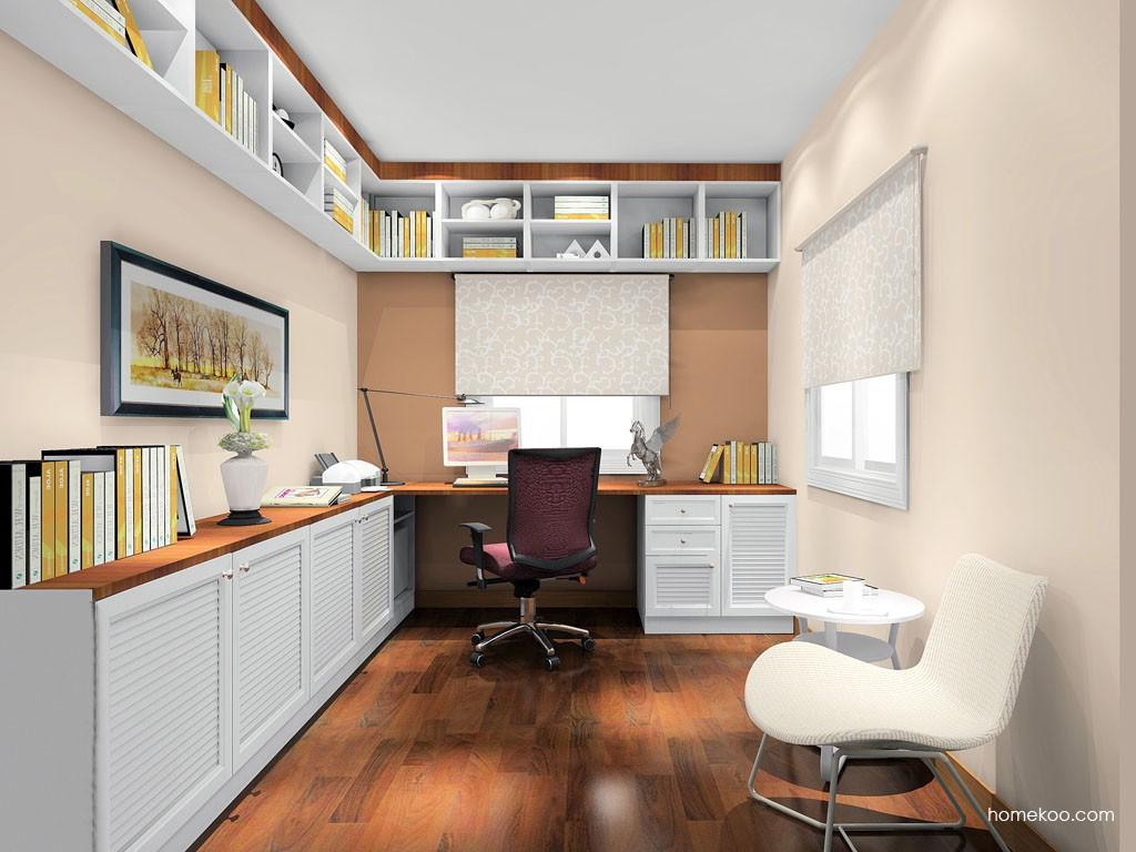 新实用主义书房家具C19126