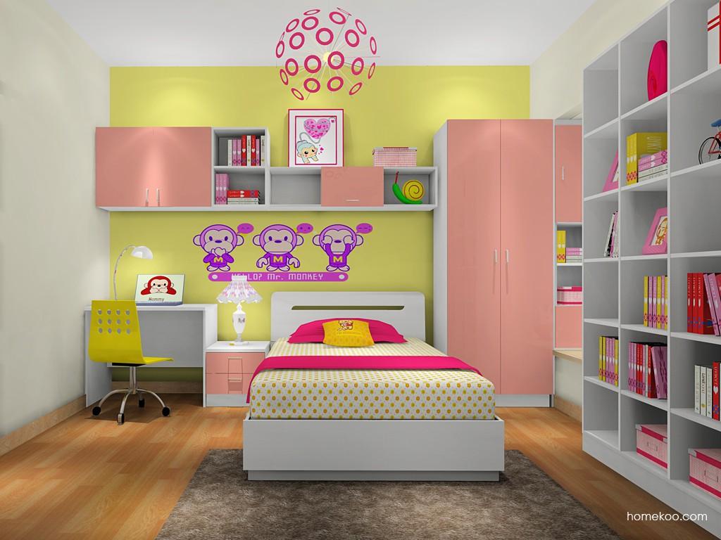 女孩的梦青少年房B19122