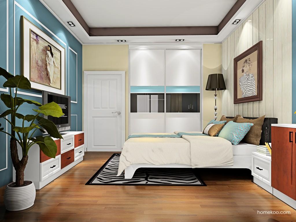 新实用主义卧房家具A19142