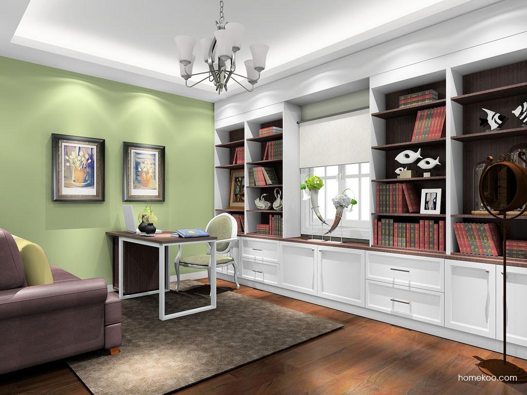 新实用主义书房家具C19128