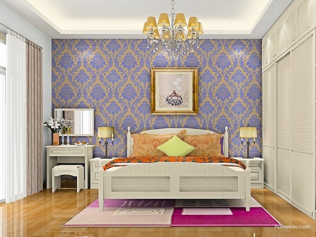 英伦印象卧房家具A19150