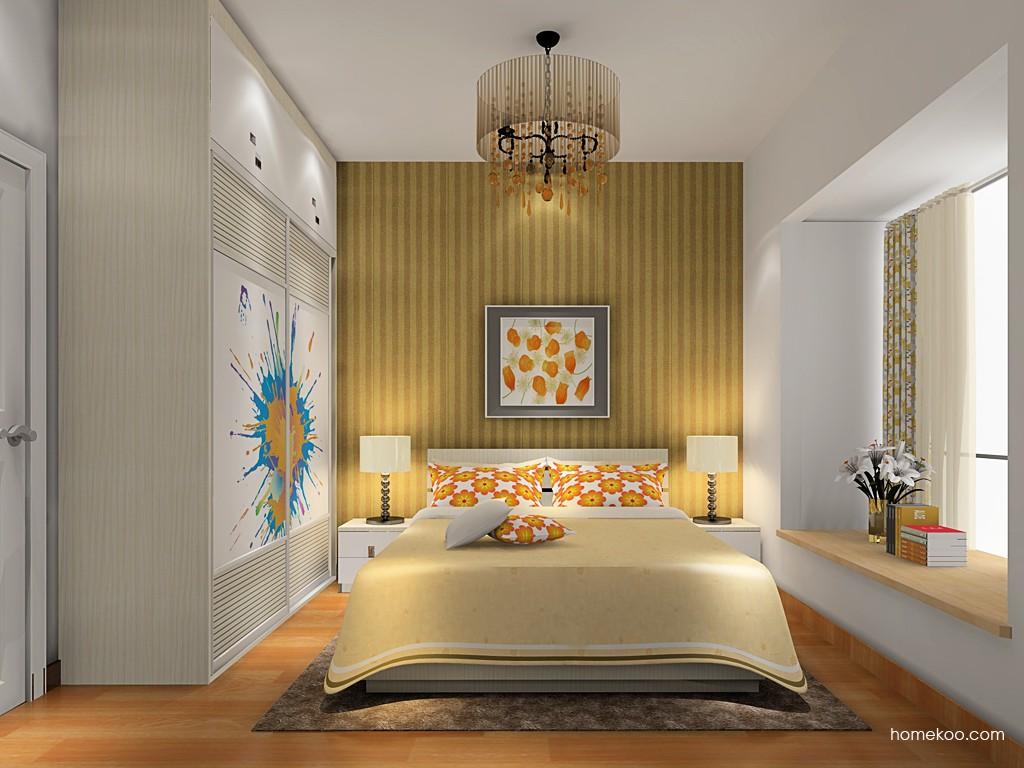 首尔之缤卧房家具A19145
