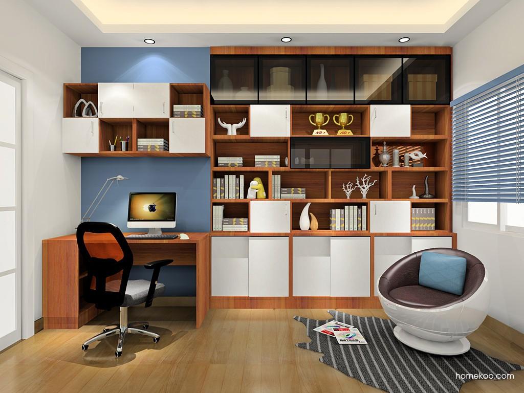 新实用主义书房家具C19137