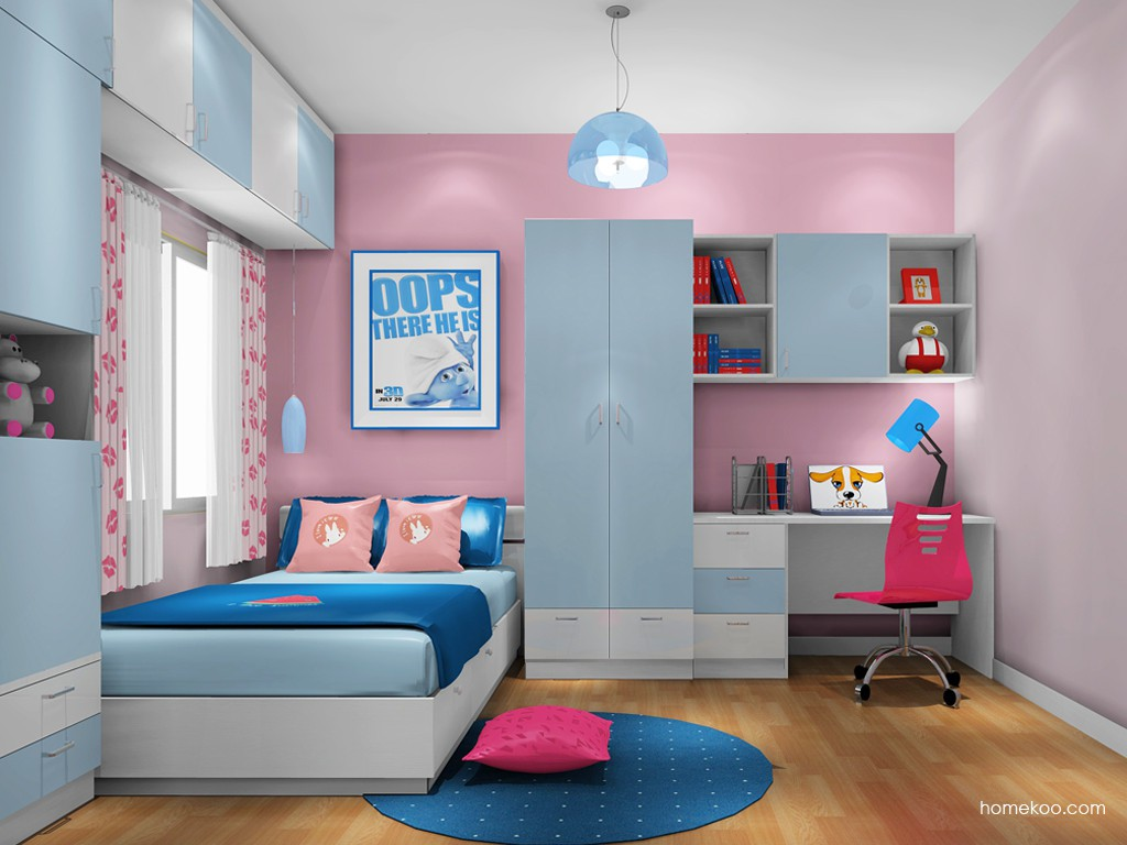 女孩的梦青少年房B19151