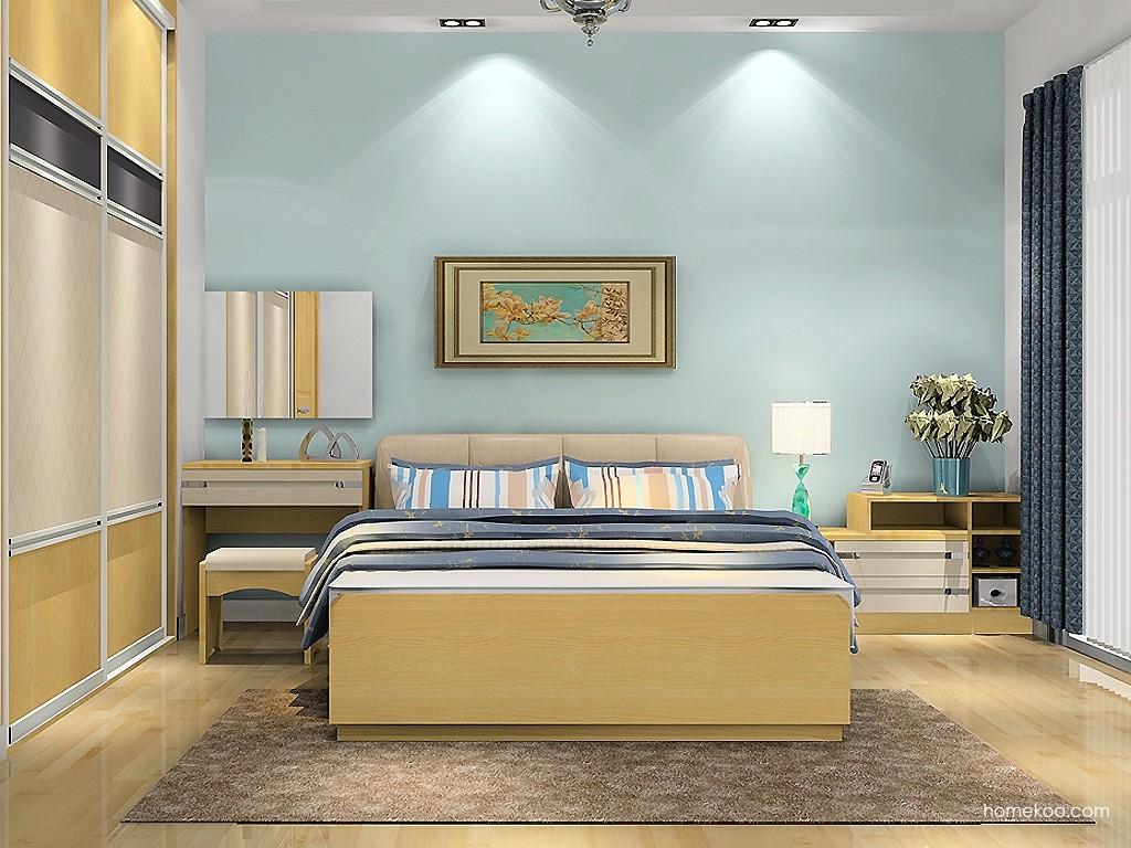 丹麦本色II卧房家具A19165