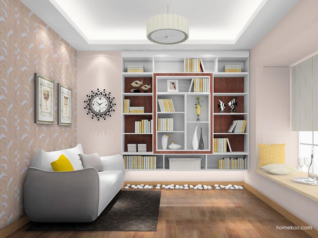 新实用主义书房家具C19145