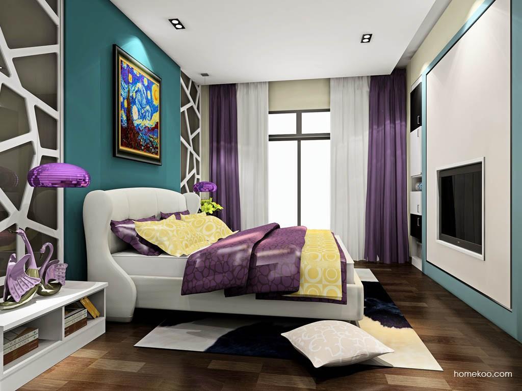 新实用主义卧房家具A19169