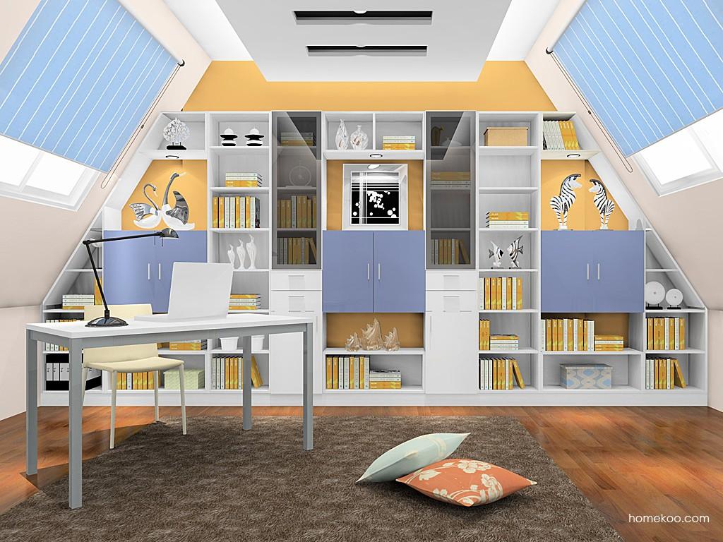 新实用主义书房家具C19156