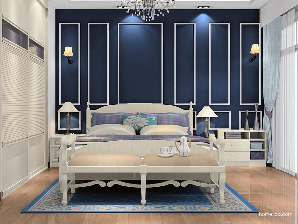 英伦印象卧房家具A19170