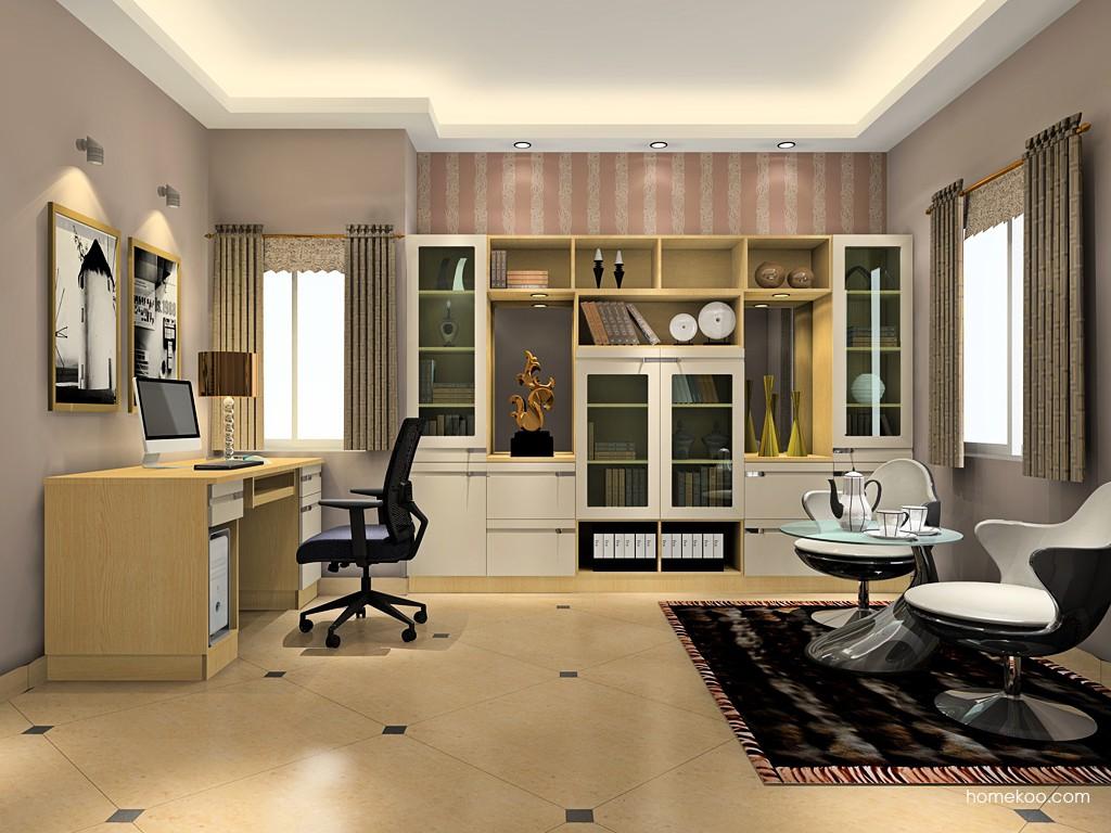 丹麦本色II书房家具C19159