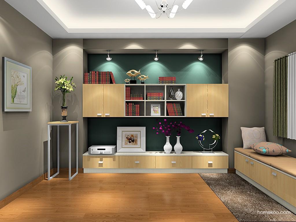 新实用主义书房家具C19170