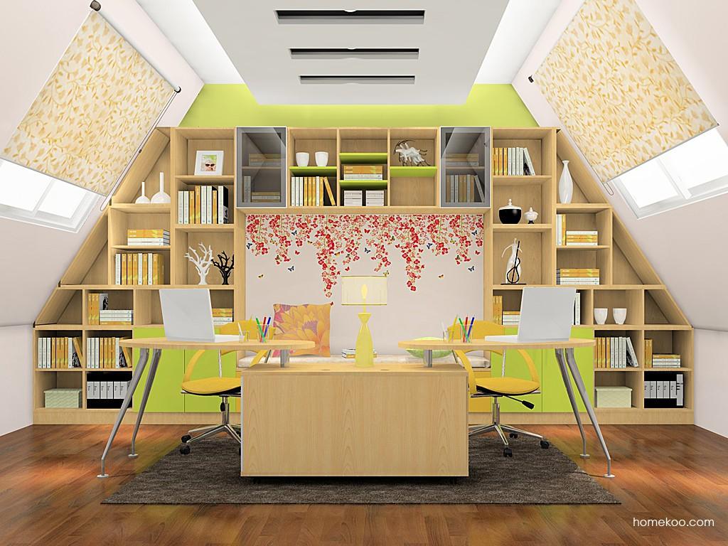 新实用主义书房家具C19171