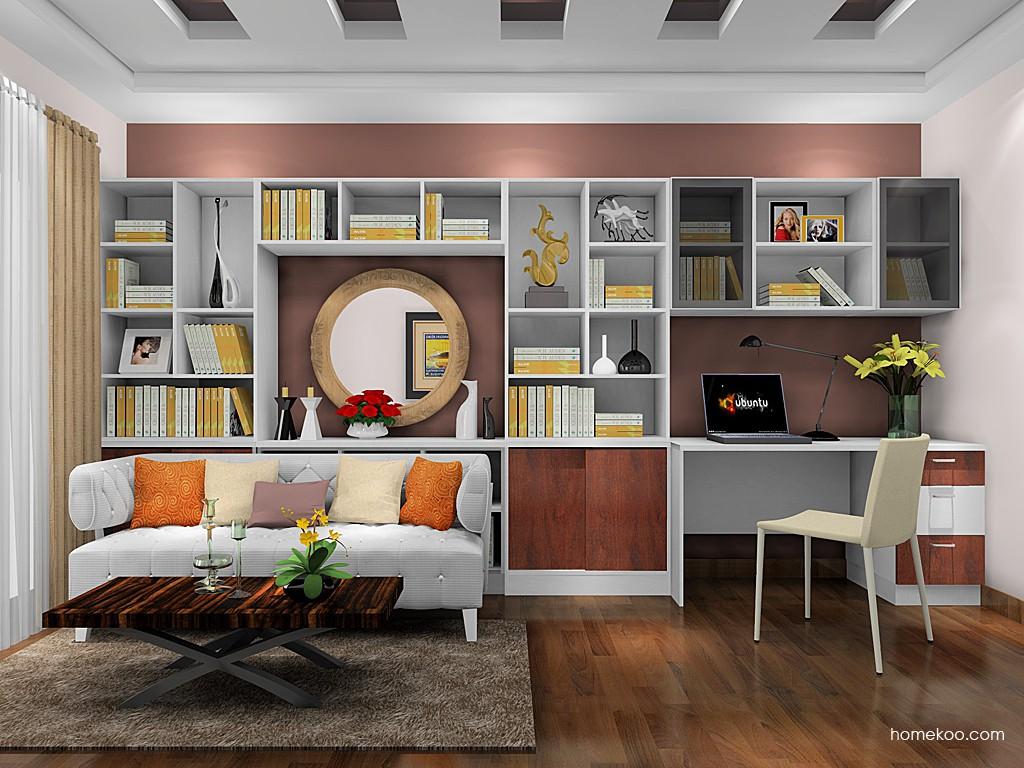 新实用主义书房家具C19176