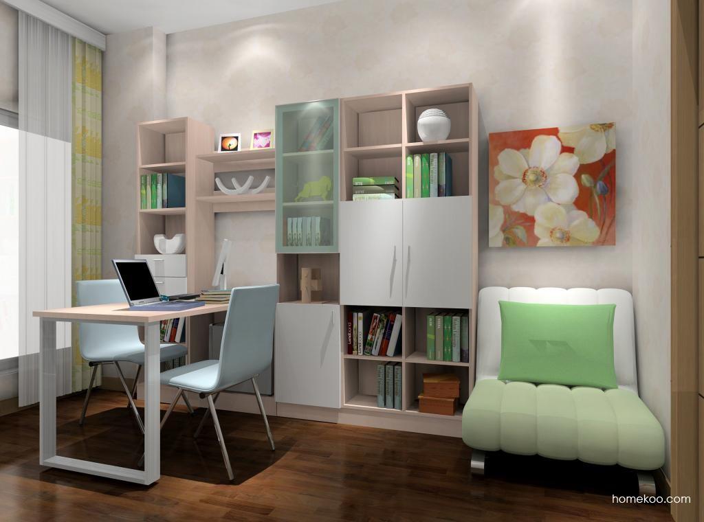 书房家具C2844