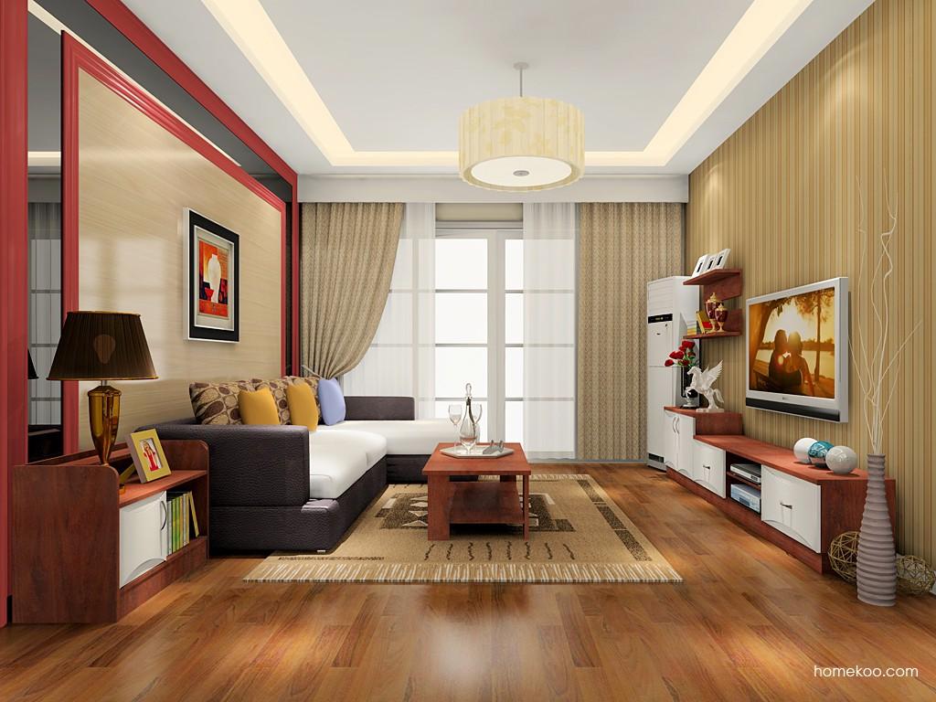 挪威月色客厅家具D17602