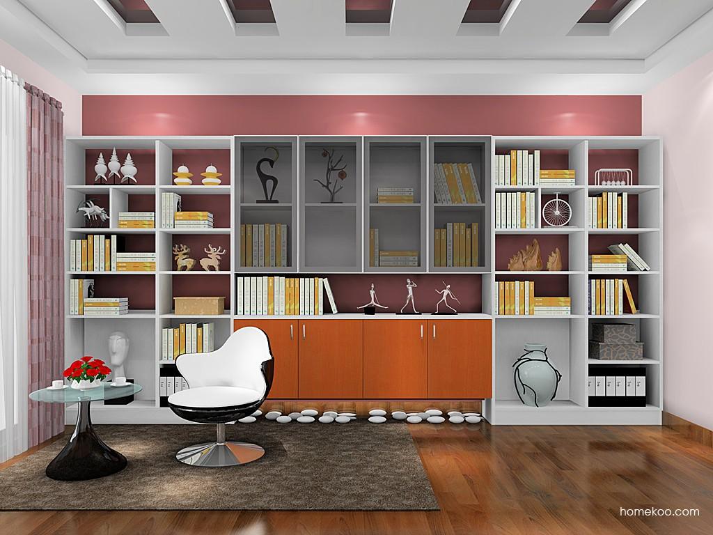新实用主义书房家具C19189