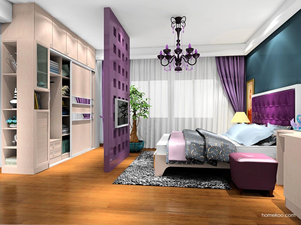 北欧阳光卧房家具A19184