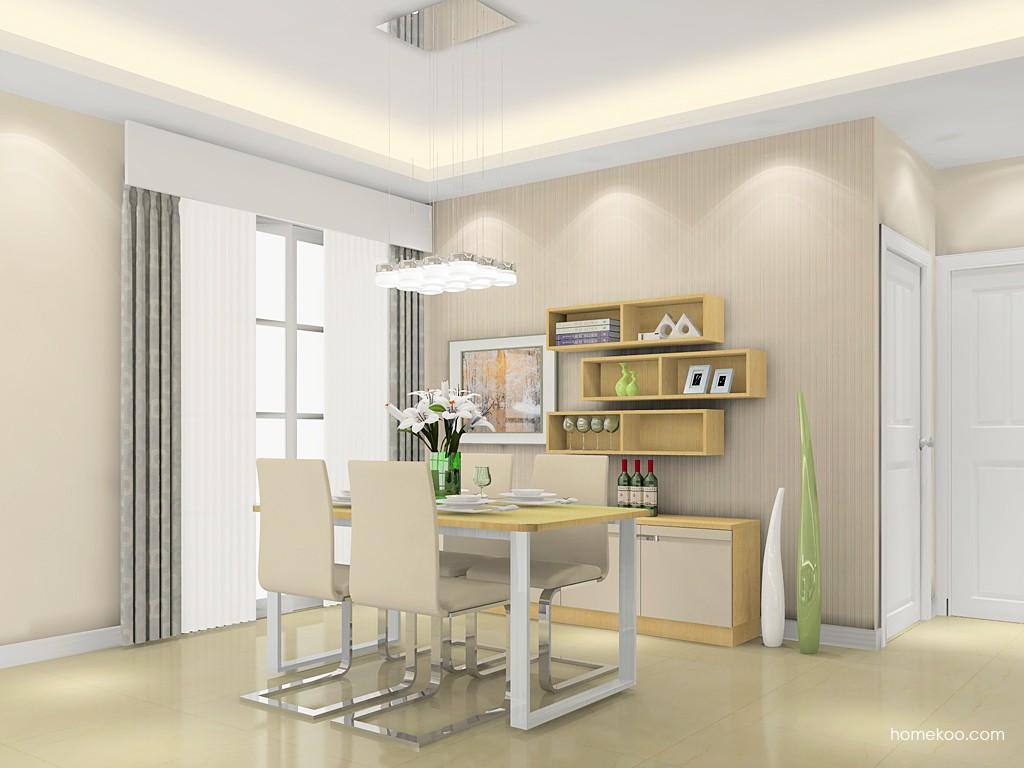 丹麦本色II餐厅家具E17602