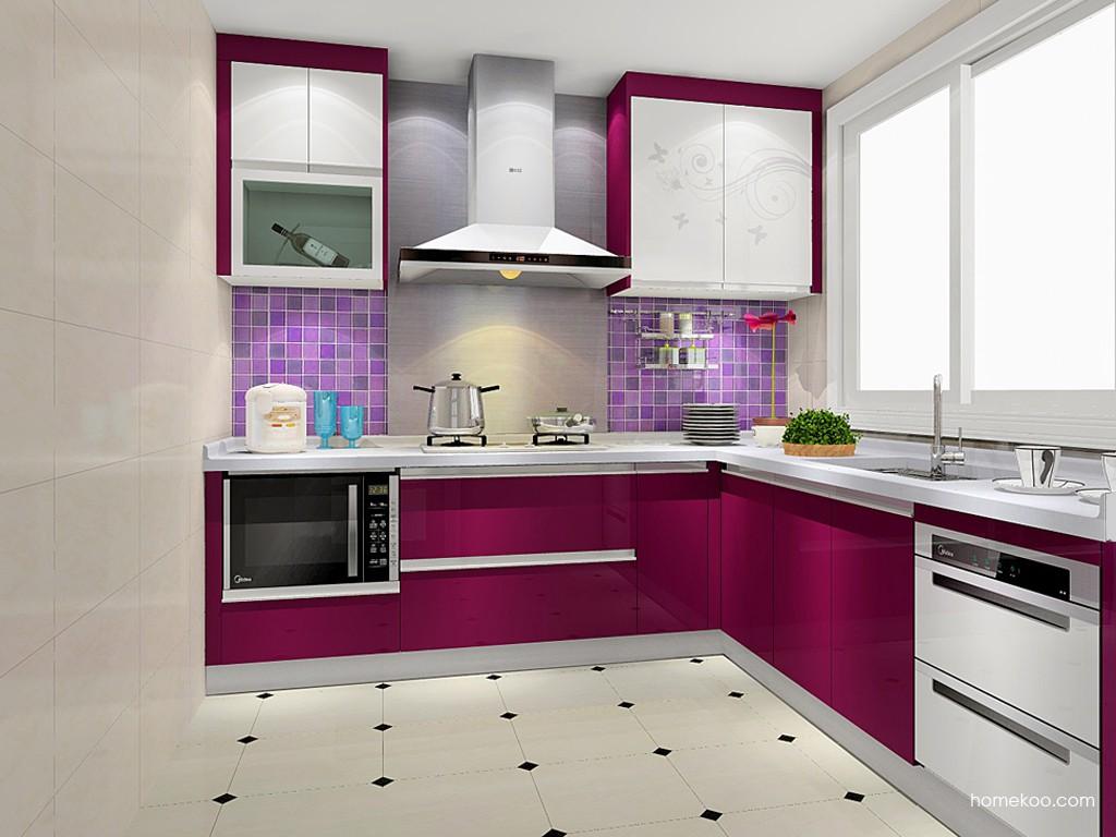 紫晶魅影橱柜F17822