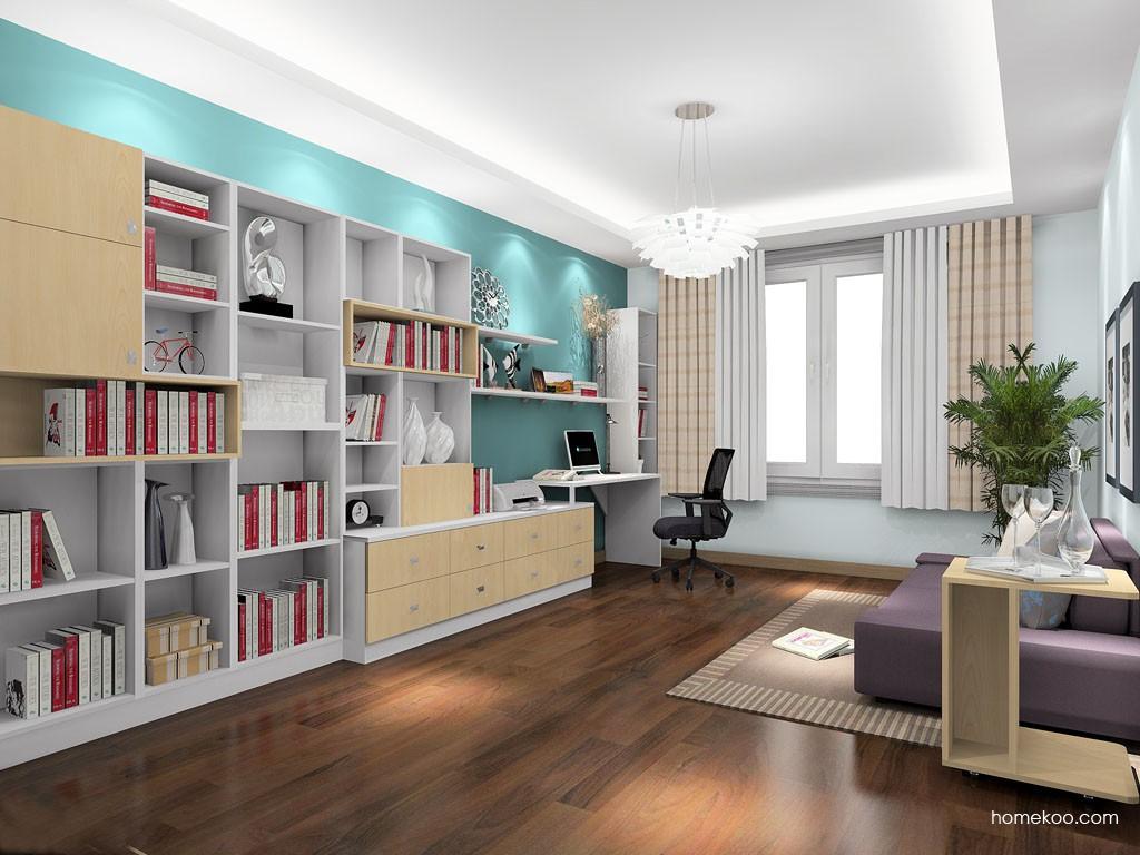 新实用主义书房家具C19202
