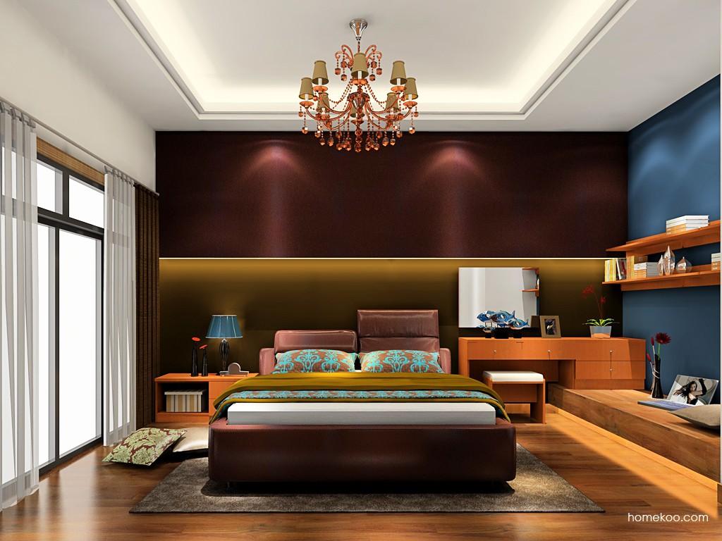 加州梦卧房家具A19199