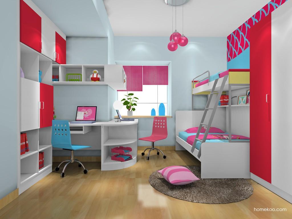 女孩的梦青少年房B19168