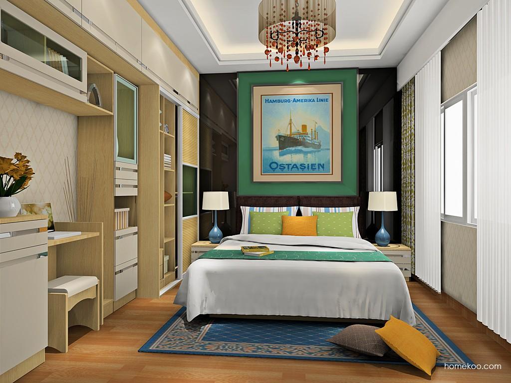 丹麦本色II卧房家具A19217
