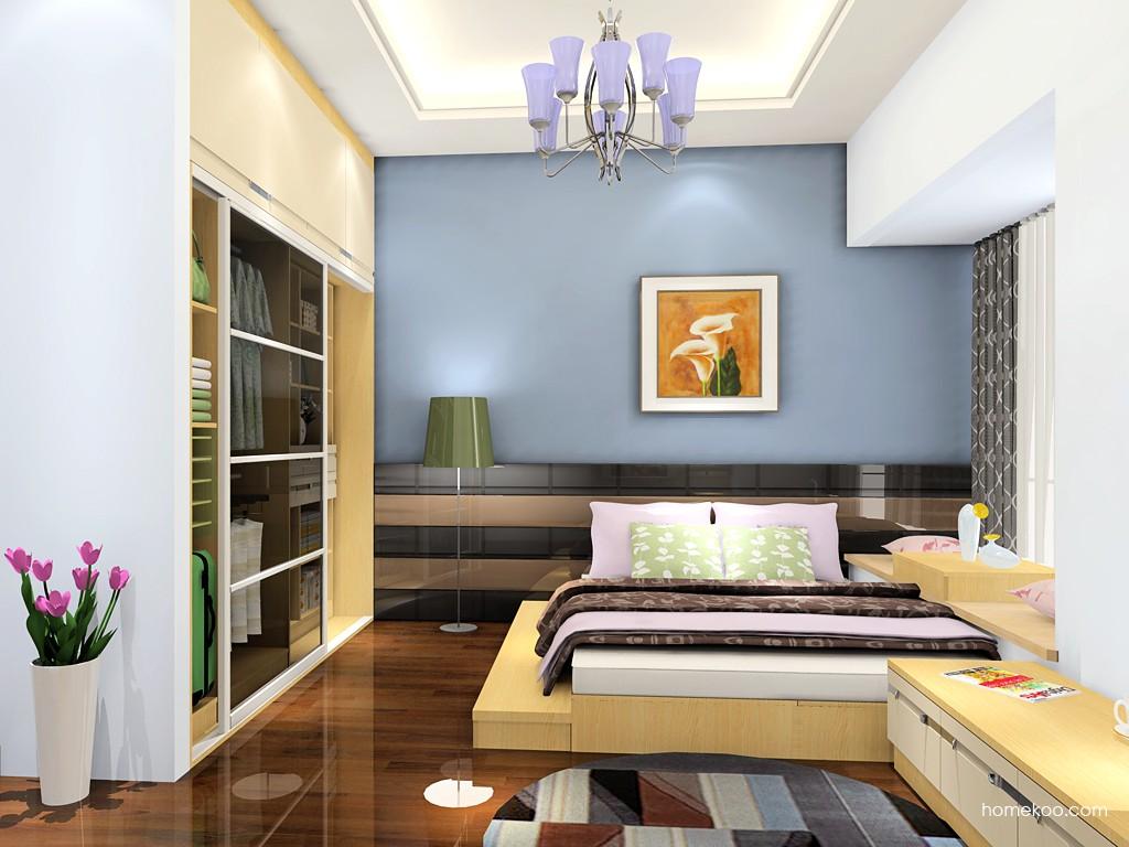 丹麦本色II卧房家具A19221