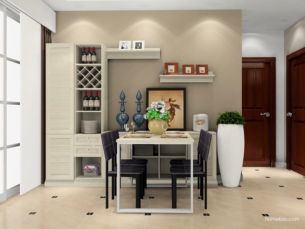 英伦印象餐厅家具E17602