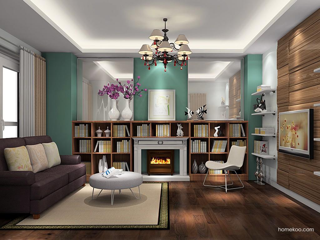 新实用主义书房家具C19230