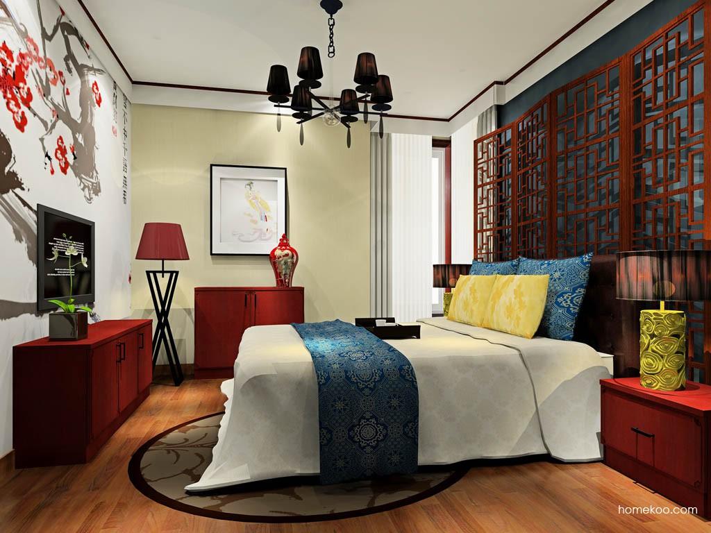 中国韵卧房家具A19229