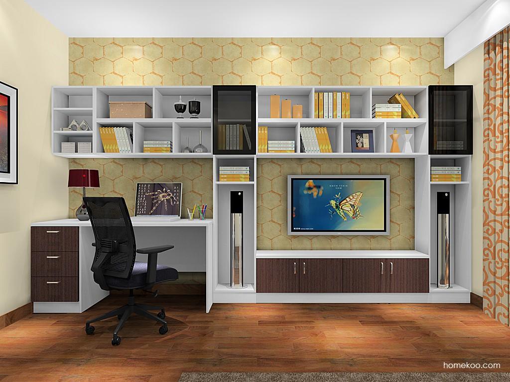 新实用主义书房家具C19245